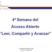 Contribuciones del CAICYT-CONICET al Movimiento de Acceso Abierto a través de SciELO Argentina y del Portal de Publicaciones Científicas y Técnicas