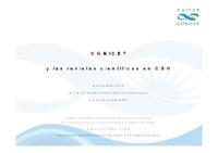 CONICET y las revistas científicas en CSH.pdf