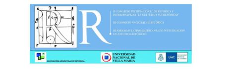 Participación en el II Congreso Internacional de Retórica e Interdisciplina