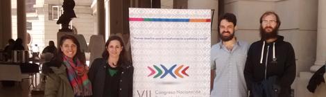 Participación del DILA en el VII Congreso Nacional de Extensión Universitaria