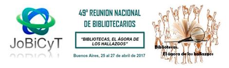 Presentación del Archivo Documental DILA en la 8va Jornada de Bibliotecas de Ciencia y Tecnología