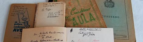 Los Cuadernos de campo del Dr. Alberto Rex González en el Repositorio del Archivo Documental DILA