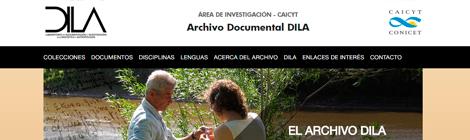 Datos de la Colección Gualdieri sobre lengua mocoví disponibles en el repositorio del Archivo DILA