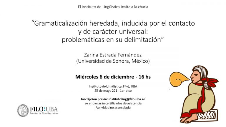 Estrada Fernandez charla