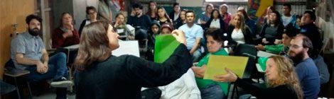 Participación del DILA en el cierre de actividades del Proyecto UBANEX 2017