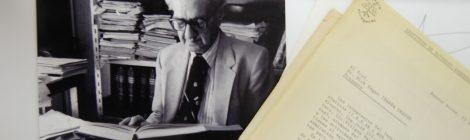 Ingreso de la Colección Ibarra Grasso al Archivo DILA