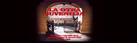 Colección La Otra Juvenilia, disponible en el Repositorio Digital Archivo DILA