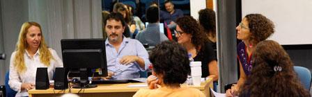 """Participación del Área de Investigación-DILA en las III Jornadas de discusión / II Congreso Internacional """"Archivos personales en transición: de lo privado a lo público, de lo analógico a lo digital"""""""