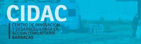 11/05: abrazo al Centro de Innovación y Desarrollo para la Acción Comunitaria CIDAC - Barracas, FFyL, UBA