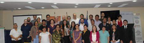 Participación de la Dra. Analía Gutiérrez en el Simposio del Encuentro de Lingüística Indígena de Asunción