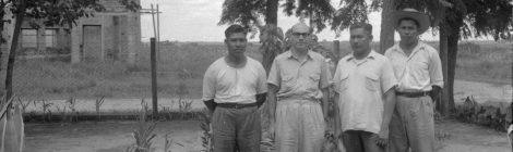 Cuadernos de campo y fotografías del Fondo Bucca en el Repositorio Digital Archivo DILA