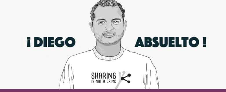 Compartir no es delito