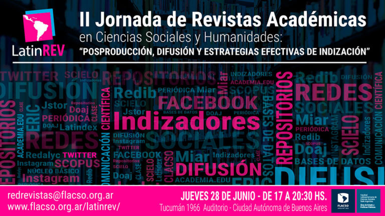 """Participación del CAICYT en la II Jornada de LatinREV """"Posproducción, difusión y estrategias efectivas de indización"""""""